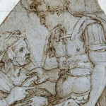 Vasari and Gender: A New Drawing for the Sala di Cosimo I