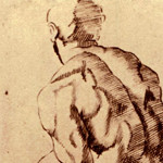 A Life Study by Vincenzo de' Rossi
