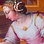 A Modello by Stradanus for the Sala di Penelope in the Palazzo Vecchio