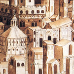 Vasari's Painting of the Terzo Cerchio in the Palazzo Vecchio. A Reconstruction of Medieval Florence