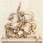 Drawings for Florentine  Ephemeral Sculpture, 1564-65